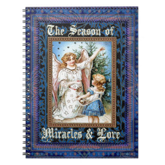 Weihnachten 1 - Die Jahreszeit von Wundern und von Spiral Notizblock