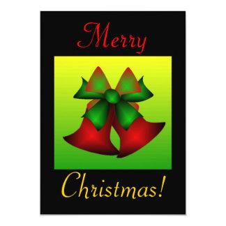 Weihnachten Bell Ankündigungen