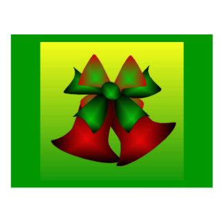 Weihnachten Bell IV Postkarten