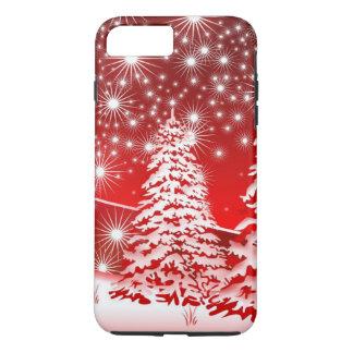 Weihnachten iPhone 8 Plus/7 Plus Hülle