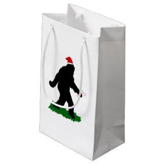 Weihnachten Squatchin Kleine Geschenktüte