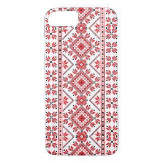 Weihnachten strickte roten und weißen iPhone 7 iPhone 8/7 Hülle