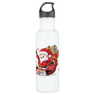 Weihnachten Trinkflasche
