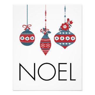 Weihnachten-Weihnachtsverzierungs-Foto-Druck Foto