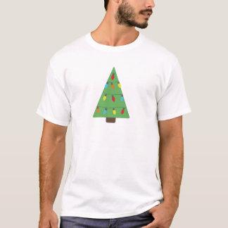 Weihnachtsbaum-Dekorations-Kleidung T-Shirt