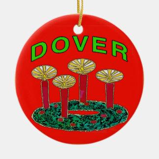 Weihnachtsbaum Dovers Delaware Keramik Ornament