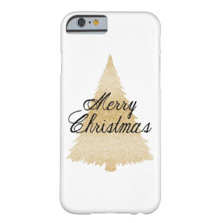 Weihnachtsbaum - frohe Weihnachten - Barely There iPhone 6 Hülle