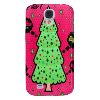 Weihnachtsbaum Galaxy S4 Hülle