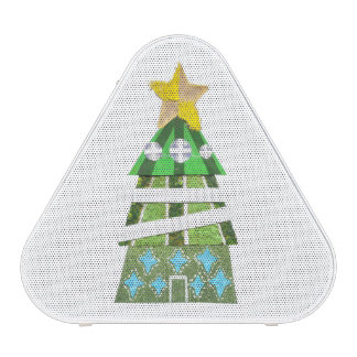Weihnachtsbaum-Hotel Pieladium Lautsprecher