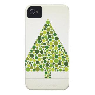 Weihnachtsbaum iPhone 4 Cover