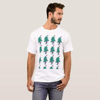 Weihnachtsbaum-T-Shirt T-Shirt