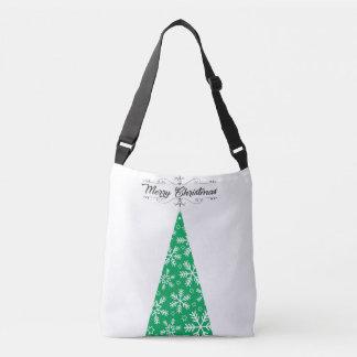 Weihnachtsbaum-Taschentasche Tragetaschen Mit Langen Trägern