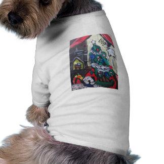 Weihnachtsbild T-Shirt