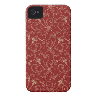 WeihnachtsBlackBerry mutige kaum There™ Case-Mate iPhone 4 Case-Mate Hülle