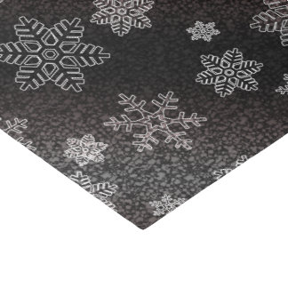 Weihnachtselegantes Muster Seidenpapier