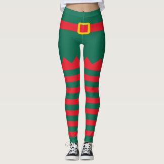Weihnachtself Leggings