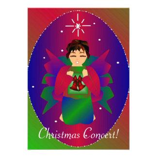 Weihnachtsengel III Individuelle Ankündigungen