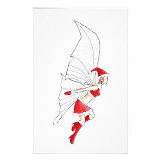 Weihnachtsfee Briefpapier