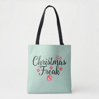 Weihnachtsfreak Tasche