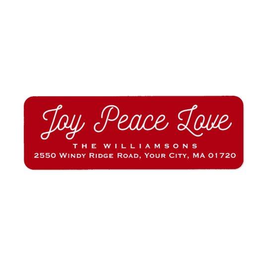 Weihnachtsfreude-FriedensLiebe-kundenspezifisches