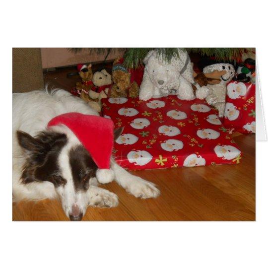 Weihnachtsfrieden Grußkarte