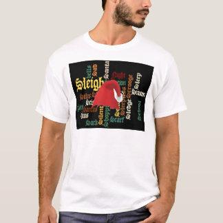 Weihnachtsgeschenk haben einen schönen Tag u. eine T-Shirt