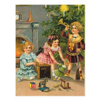 Weihnachtsgrüße Postkarte