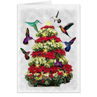 WeihnachtsHummer Grußkarte
