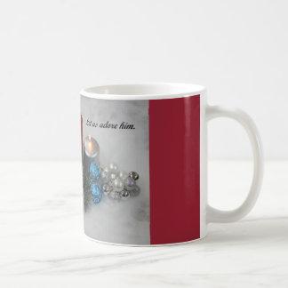 Weihnachtskaffeetasse Tasse