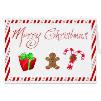 Weihnachtskarte 26 karte