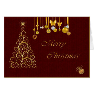 Weihnachtskarte 3 karte