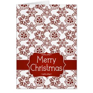 Weihnachtsklassiker Karte