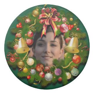 WeihnachtsKranz besonders angefertigt mit Ihrem Radiergummis 0