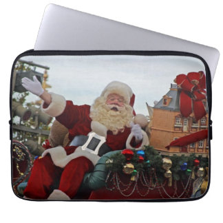 Weihnachtsmann für Weihnachten Laptop Sleeve