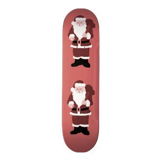 Weihnachtsmann Individuelle Skateboards
