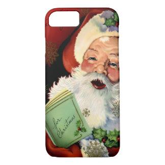 Weihnachtsmann kaum dort iPhone 7 Fall iPhone 8/7 Hülle