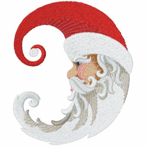 Weihnachtsmann-Mond Freizeitjacken