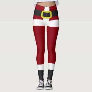Weihnachtsmann-Neuheits-Weihnachten Leggings