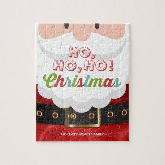 WeihnachtsmannHo Ho Weihnachtsguten Rutsch ins