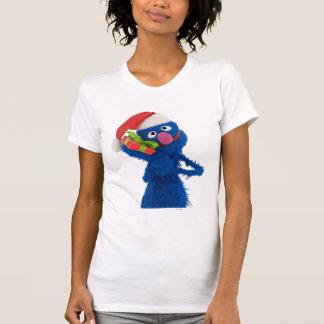 Weihnachtsmannmütze Grover T-Shirt
