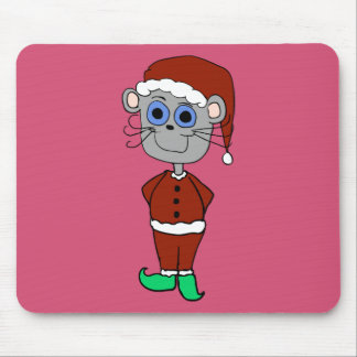 WeihnachtsmäuseCartoon Mousepads