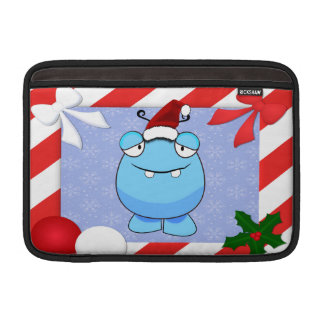 Weihnachtsmonster MacBook Air Sleeve