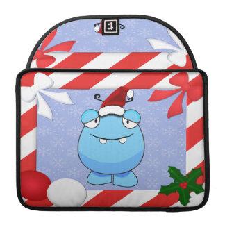 Weihnachtsmonster MacBook Pro Sleeve