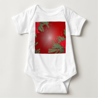 Weihnachtspoinsettia-Rot VIII T-shirts