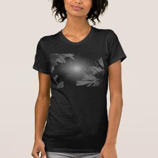 Weihnachtspoinsettia schwarz und Grau I Hemd
