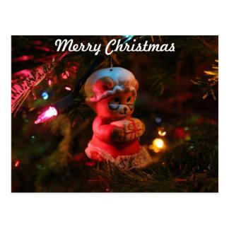 Weihnachtspostkarte Postkarte