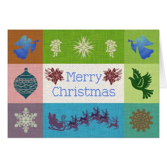 Weihnachtsprobenehmer - Lieblingssachen von Karte