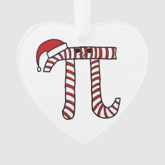 Weihnachtspu-Mathe-Verzierung Ornament