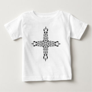 Weihnachtsquerceltic Baby T-shirt