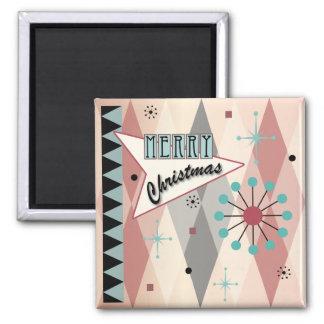 WeihnachtsRetro Magnet 01
